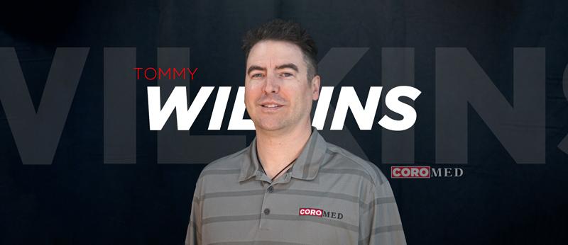 Tommy Wilkins, President